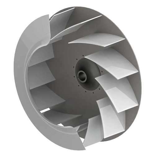 Backward Curved Fans