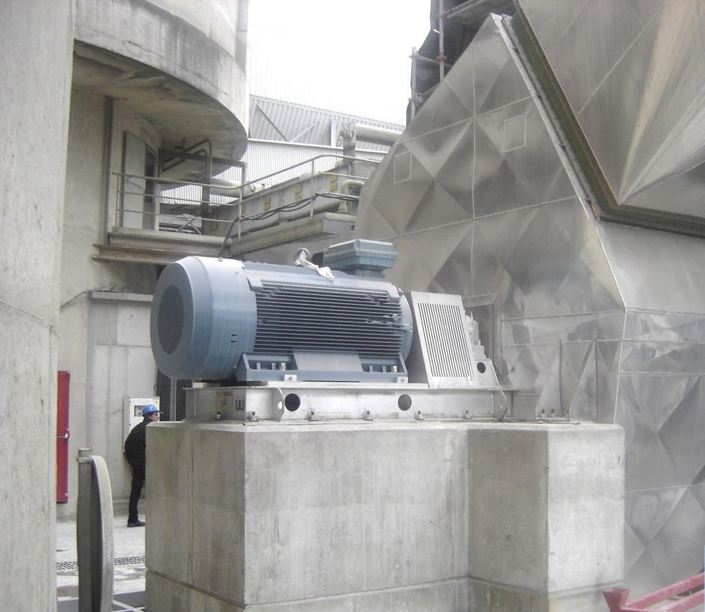 Noise Control - industrial fans
