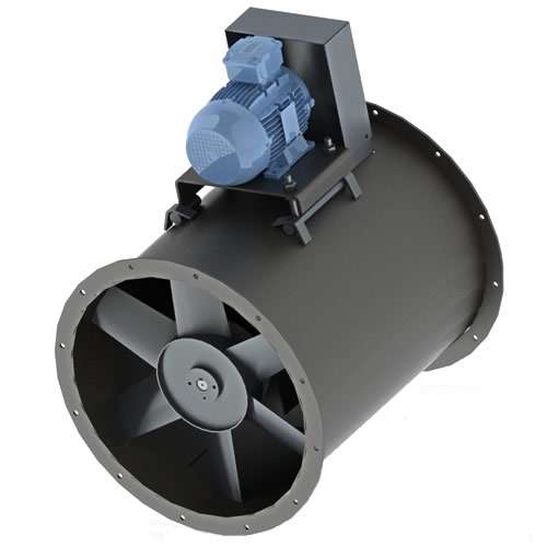 Axial Industrial Fans