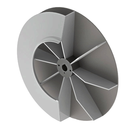 Radial Blade Fans