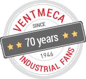 Ventmeca Fans since1946