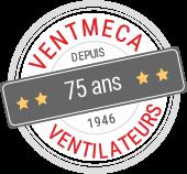 Ventilateurs industriels depuis 1946
