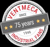 Ventmeca Fans since 1946